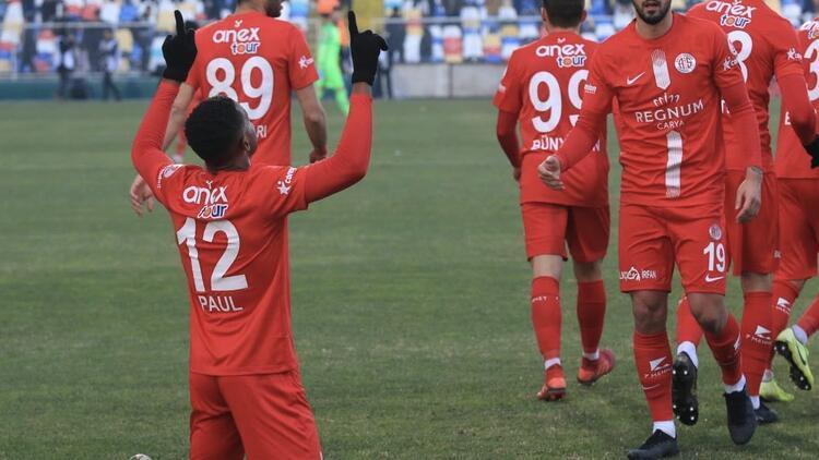 Göztepe 2-2 Antalyaspor