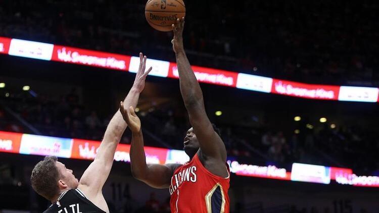 NBA'de gecenin sonuçları   Zion Williamson ilk maçında 22 sayı attı!