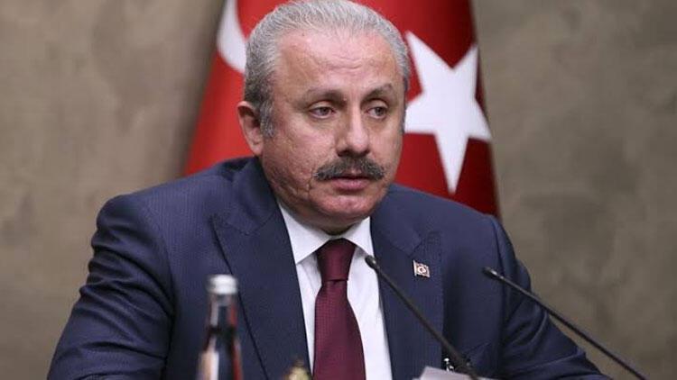 TBMM Başkanı Şentop'tan Davutoğlu'nun 'dokunulmazlık' açıklamasına yanıt