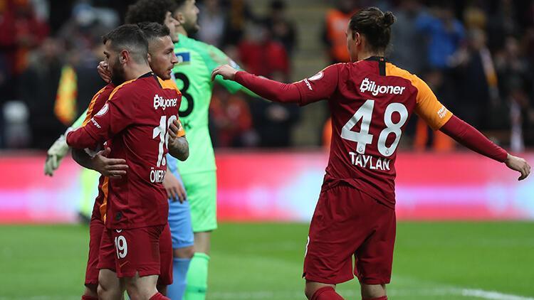 Galatasaray 2-1 Çaykur Rizespor | Maçın özeti ve golleri