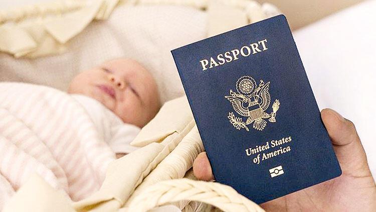 Doğum turizmi artık yasak
