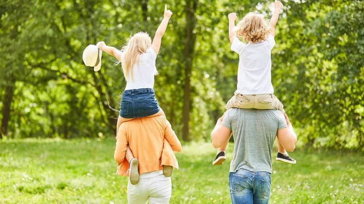 Büyüyen ailenin tatil  bütçesini küçültmenin 7 yolu