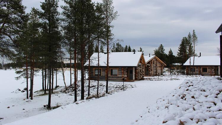 Masallardan fırlama bir kış tatili rotası: Lapland