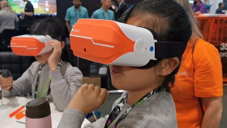 Geleceğin eğitim teknolojileri Londra'da tanıtıldı