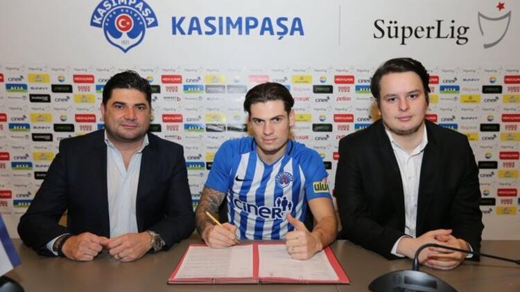 Transfer haberleri | Kasımpaşa'dan bir takviye daha! Mickael Tirpan...