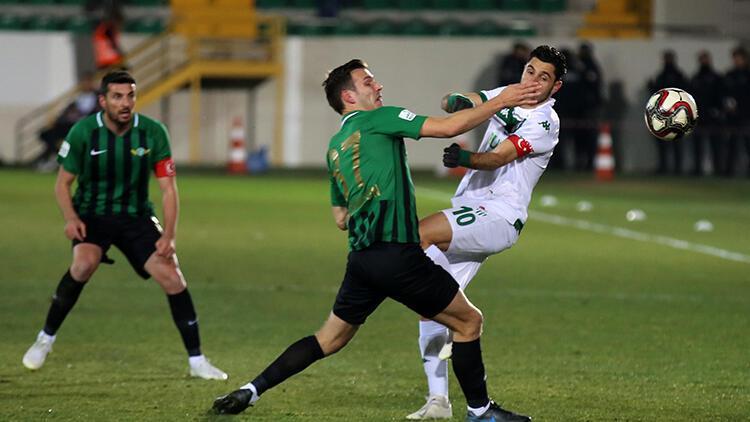 Akhisarspor 0-1 Bursaspor