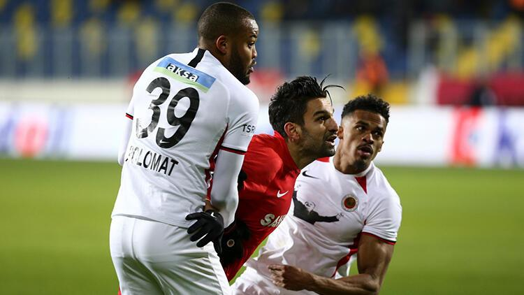 Gençlerbirliği 1-0 Gaziantep FK