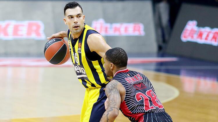 Fenerbahçe Beko 73-64 AX Armani Exchange Milan