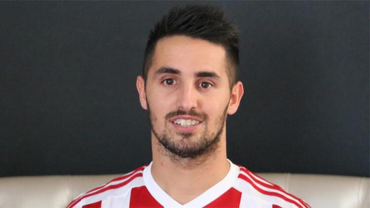 Sivasspor'da Hugo Vieira'nın sözleşmesi feshedildi   Transfer Haberleri