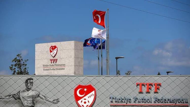 """TFF'den son dakika deprem açıklaması: 'Saygı duruşunda bulunulacak"""""""