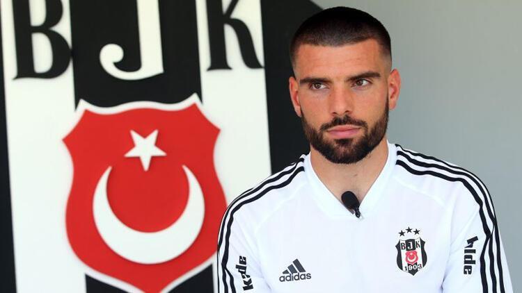 Beşiktaş'ta Rebocho yine kadroda yok!