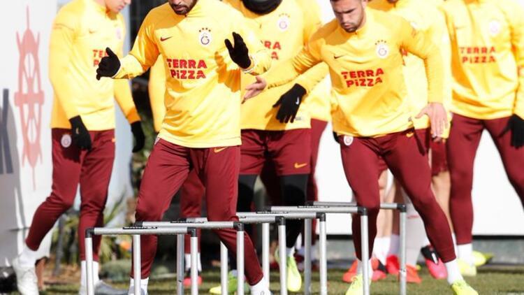 Galatasaray'ın Konyaspor kamp kadrosu belli oldu