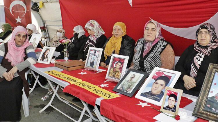 HDP önündeki eylemde 145'inci gün