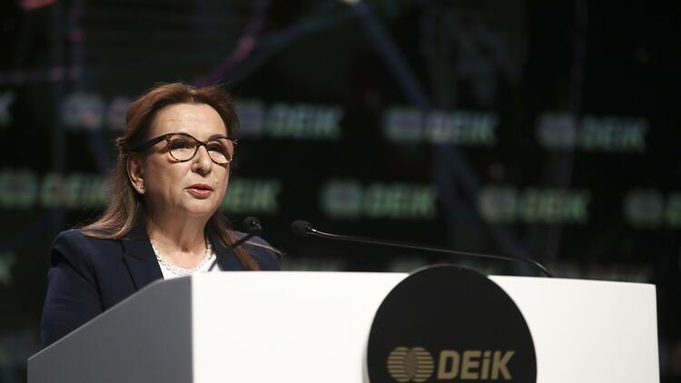 Bakan Pekcan: Türkiye bu büyük felaketin yaralarını en kısa sürede saracaktır