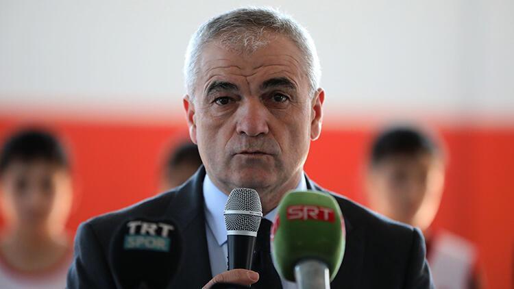 Rıza Çalımbay Spor Salonu, Sivas'ta açıldı