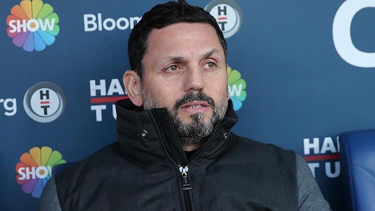 """Alanyaspor'un teknik direktörü Erol Bulut: """"İyi mücadele ettik"""""""
