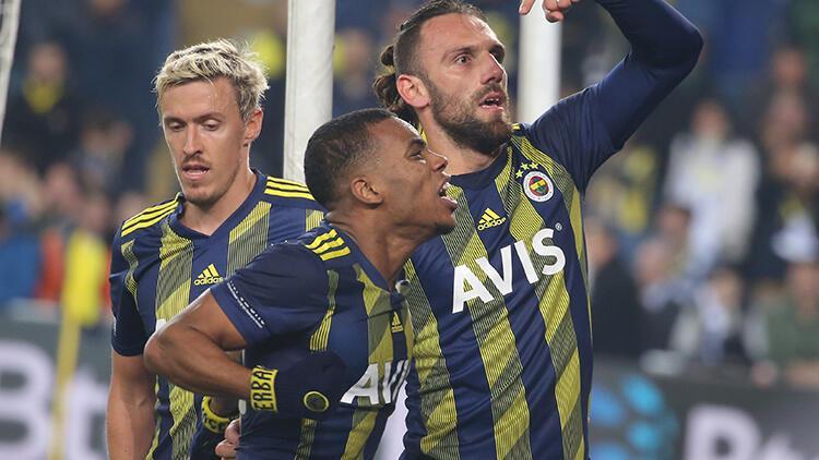 Fenerbahçe 2-0 Başakşehir