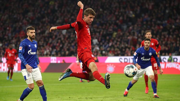 Bayern Münih 5-0 Schalke