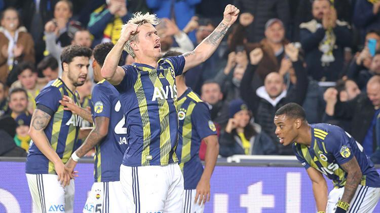 "Fenerbahçe'de Max Kruse'den itiraf: ""Mehmet Topal beni takip edemedi"""