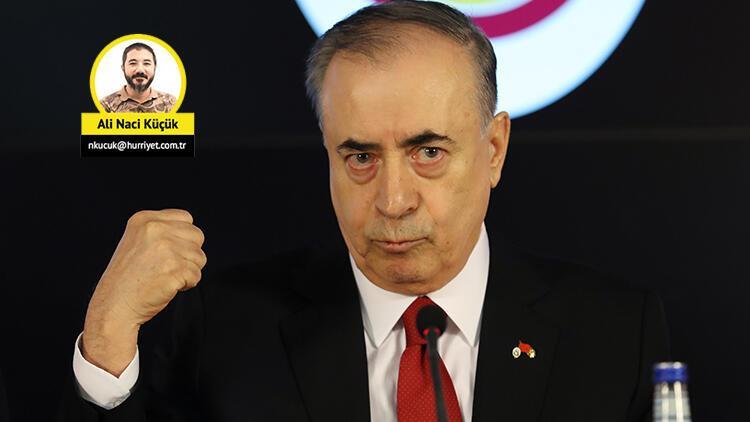 İşte Galatasaray Başkanı Mustafa Cengiz'in Terim'in adını anmama sebebi!