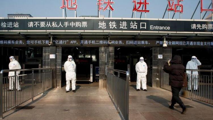 Çin'de koronavirüs salgını nedeniyle yabani hayvan ticareti yasaklandı