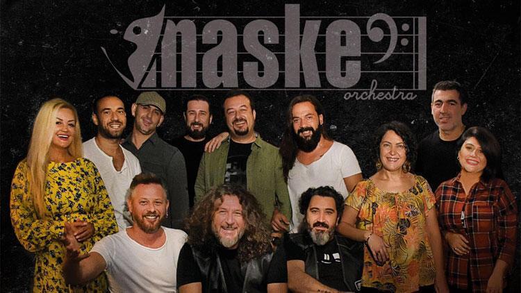"""Maske Orkestra'dan """"Keyif"""" veren albüm"""