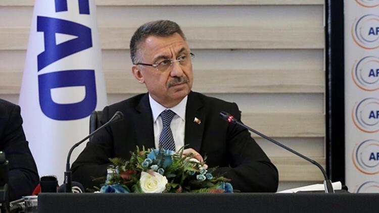 Cumhurbaşkanı Yardımcısı Oktay'dan son dakika bilgisi: Hayatını kaybedenlerin sayısı 35'e yükseldi