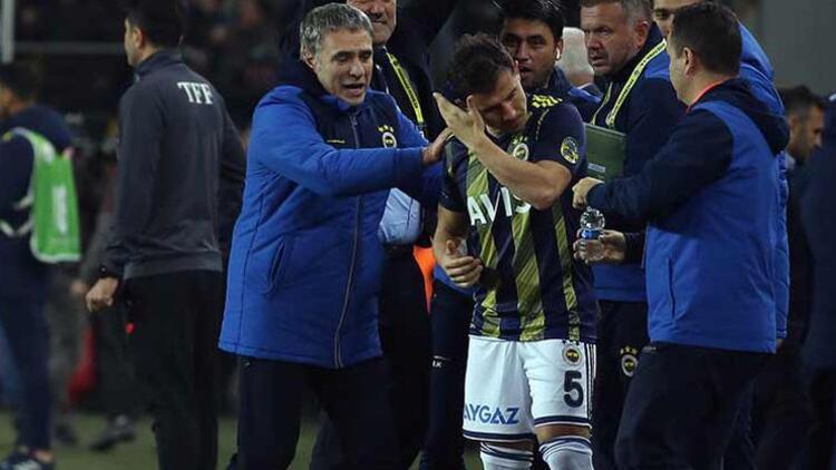 Emre Belözoğlu'ndan sevinmedi iddialarına tepki