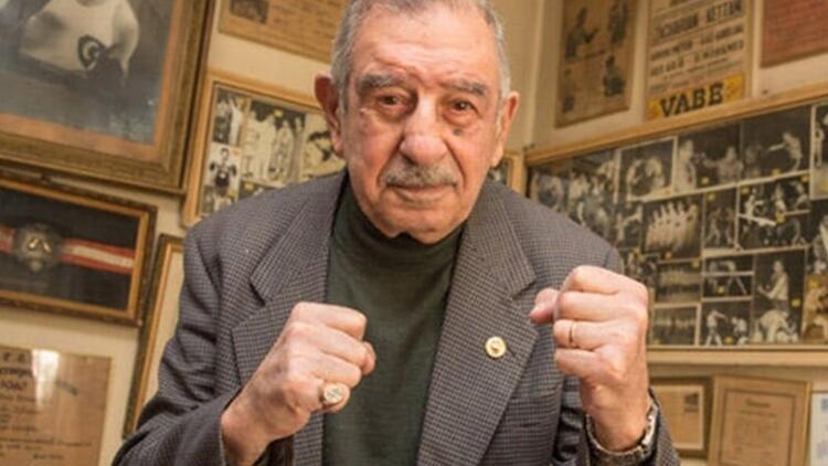 Türkiye'nin ilk profesyonel boksörü Zakaryan, 90 yaşında vefat etti