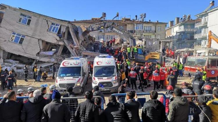 Son dakika haberleri: Depremde ölü sayısı 39'a yükseldi