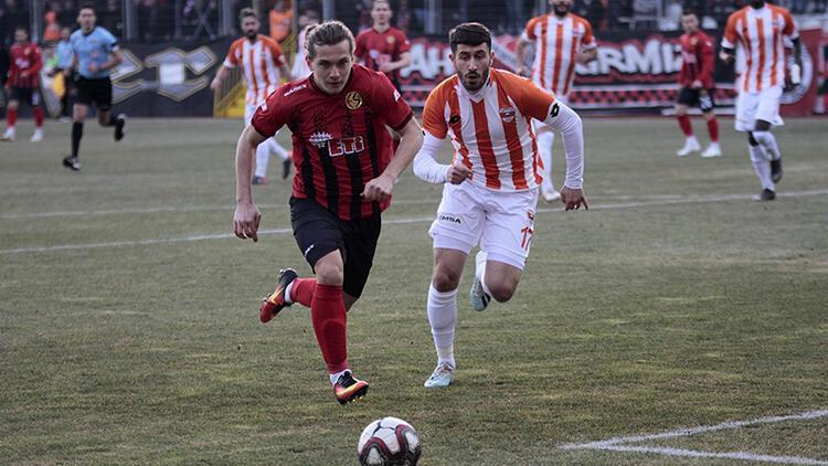 Eskişehirspor 0-0 Adanaspor