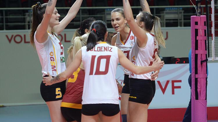 Karayolları 1-3 Galatasaray HDI Sigorta