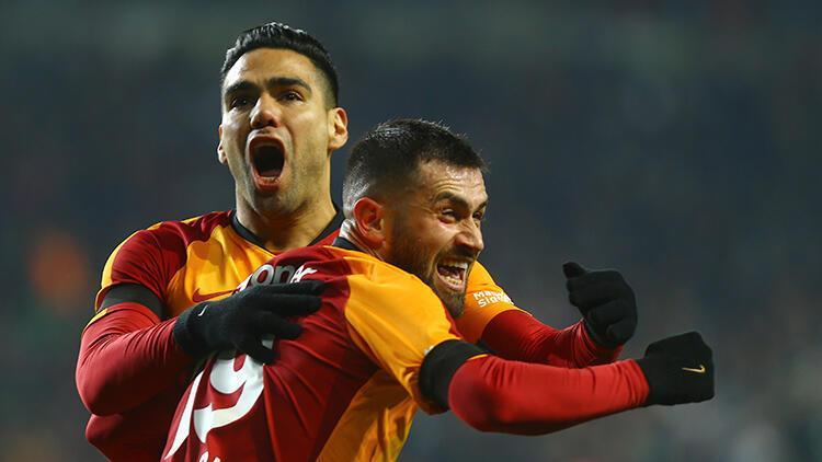 Son Dakika | Galatasaray'da Radamel Falcao ve Saracchi, Konyaspor maçında sakatlandı!