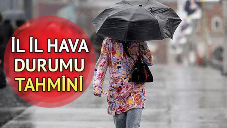 Meteoroloji'den İstanbul için yağış uyarısı! Yarın (27 Ocak) hava durumu nasıl olacak?