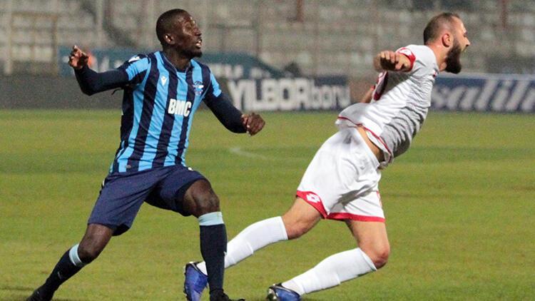 Adana Demirspor 2-2 Boluspor