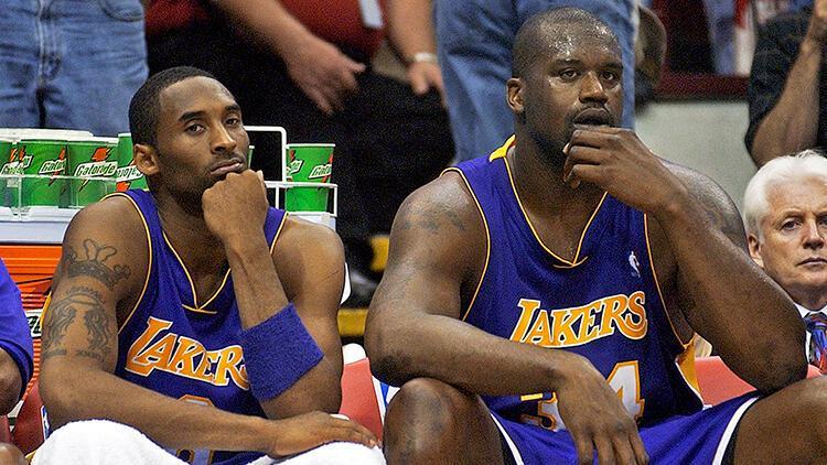 Shaquille O'Neal, Kobe Bryant'a duygusal veda: 'Kardeşimi kaybettim'