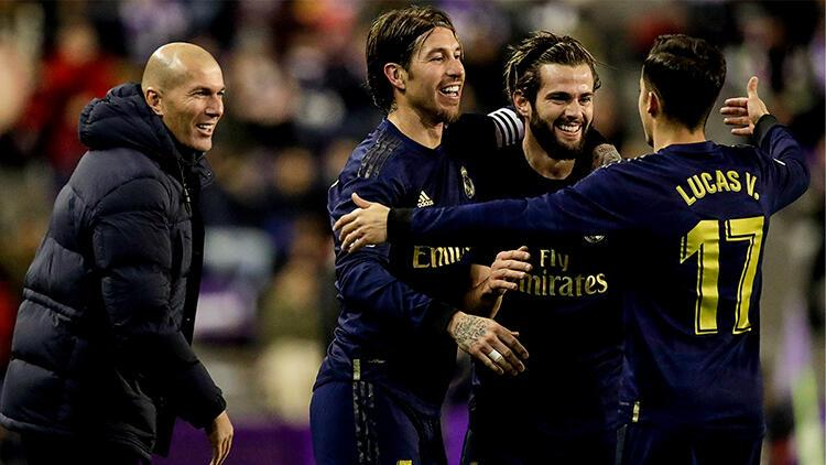 Valladolid 0-1 Real Madrid