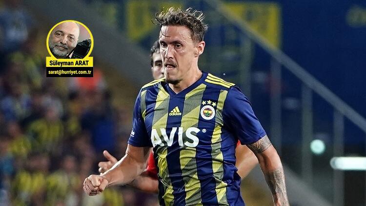 Fenerbahçe'de Max Kruse'yi Ersun Yanal kazandı!
