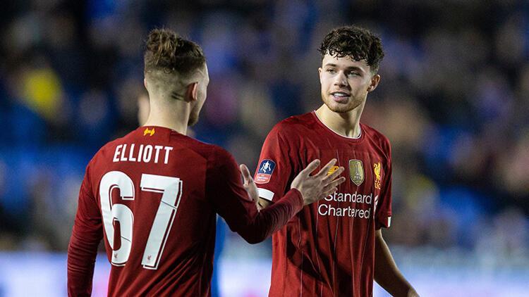 Shrewsbury 2-2 Liverpool