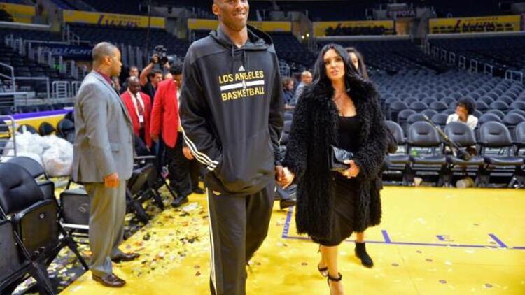 Kobe Bryant'ın eşi Vanessa Laine Bryant kimdir?