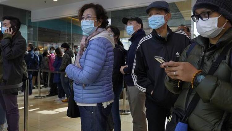 Çin'deki salgında ölü sayısı 80'e yükseldi