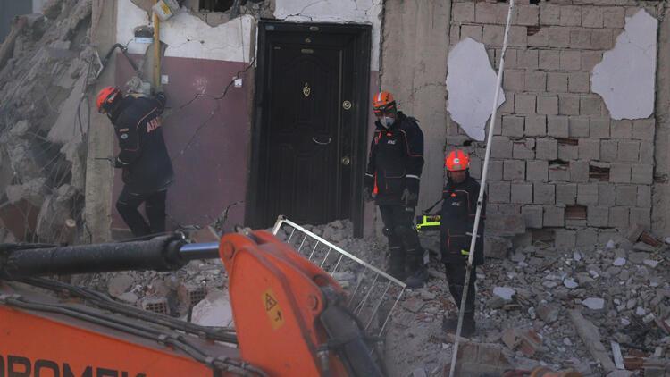 Son dakika haberi: AFAD: Depremde 39 kişi hayatını kaybetti