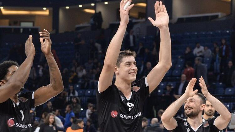Beşiktaş Sompo Sigorta'nın konuğu Neptunas!