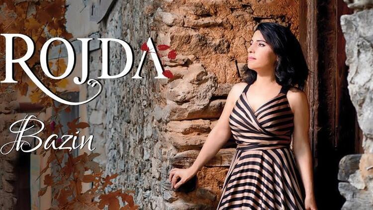 Rojda'nın yeni albümü 'Bazın' çıktı