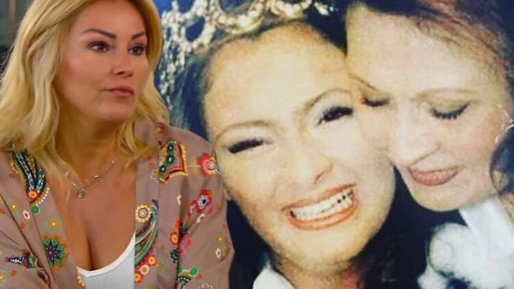Pınar Altuğ'un anne özlemi