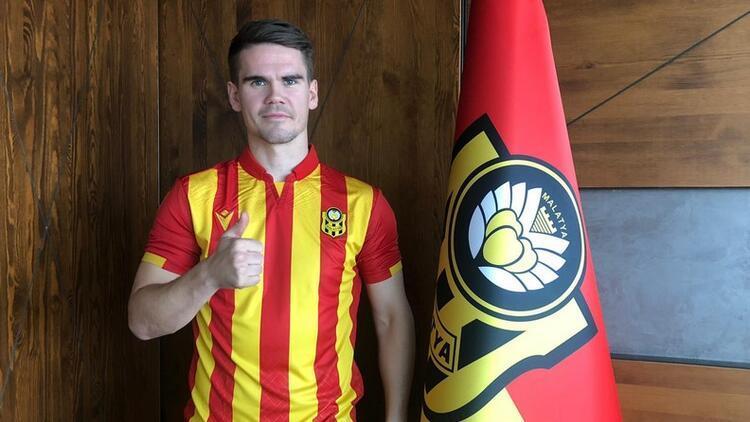 Son dakika transfer haberleri | Yeni Malatyaspor, Vidar Örn Kjartansson'u transfer etti