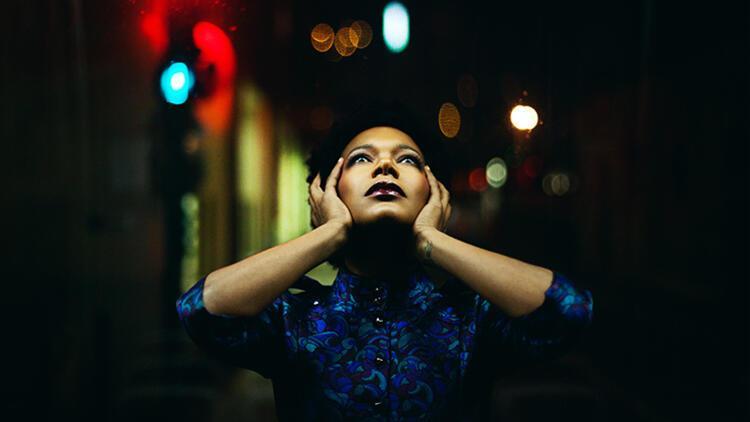 Caz ve Soul'un Yetenekli Sesi China Moses istanbul'da