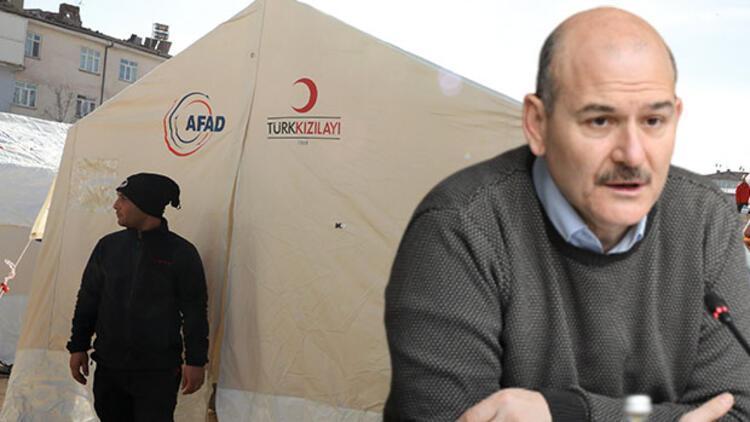 HDP'li belediyenin yardımı geri mi çevrildi? Bakan Soylu açıkladı