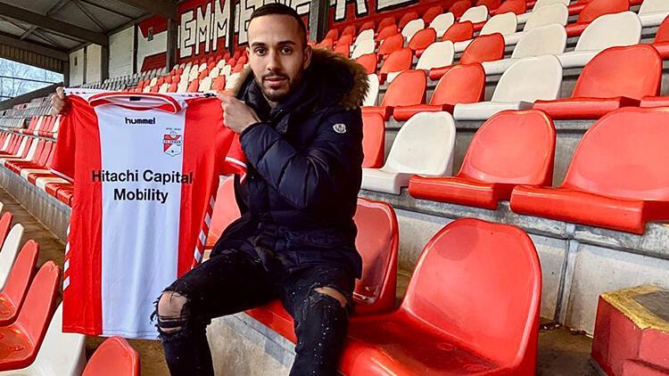 Son Dakika | Hollanda ekibi Emmen, Medipol Başakşehir'den Kerim Frei'ı transfer etti
