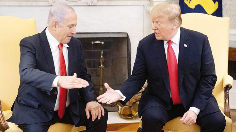 Filistinsiz 'Yüzyılın Anlaşması' planı